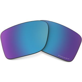 Oakley Double Edge Replacement Lens Kit, Prizm Sapphire