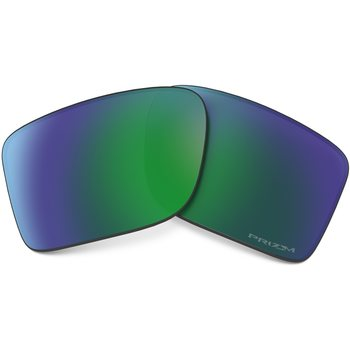 Oakley Double Edge Replacement Lens Kit, Prizm Jade Polarized