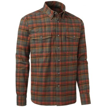 Chevalier Mossdale Twill Shirt BD LS, S