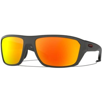 Oakley Split Shot, Matte Heather Grey w/ Prizm Ruby Polarized