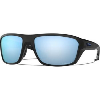 Oakley Split Shot, Matte Black w/ Prizm Deep H20 Polarized