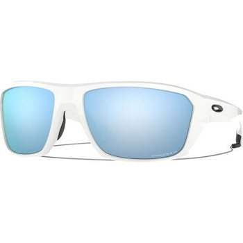 Oakley Split Shot, Polished White w/ Prizm Deep H20 Polarized