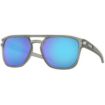 Oakley Latch Beta, Matte Grey Ink w/ Prizm Sapphire Polarized