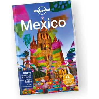 Lonely Planet Mexico (Meksiko)