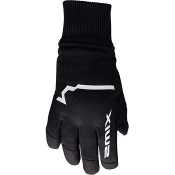 Swix GeminiX Glove Junior, Black, 7 / XL