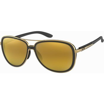 Oakley Split Time, Velvet Black w/ 24K iridium