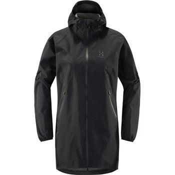 Haglöfs L.I.M Proof Parka Women, True Black, S