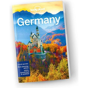 Lonely Planet Germany (Saksa)