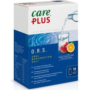 Care Plus O.R.S. - Oral Rehydration Salt, 10 sachets