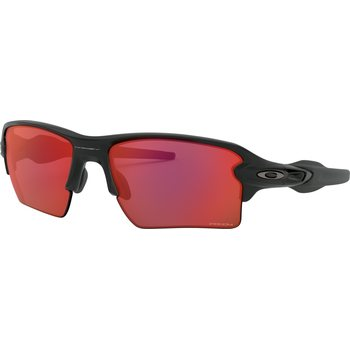 Oakley Flak 2.0 XL, Matte Black w/ Prizm Trail Torch
