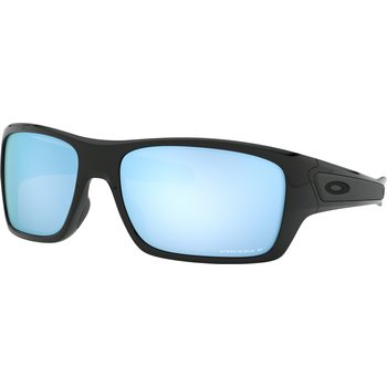 Oakley Turbine, Polished Black w/Prizm Deep H2O Polarized