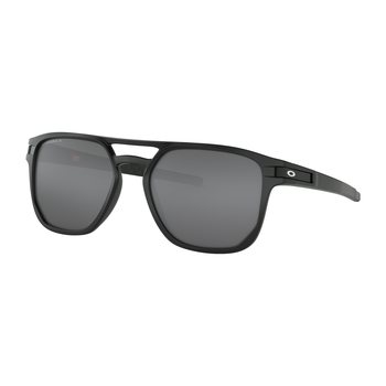Oakley Latch Beta, Matte Black w/ Prizm Black Polarized