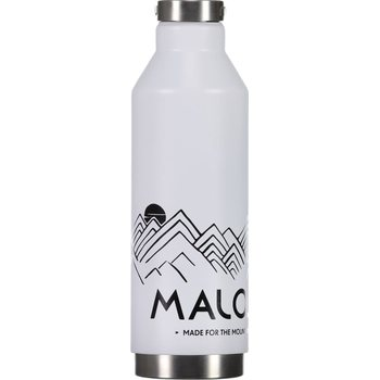 Maloja TermoM.NOS Thermos Bottle, Snow