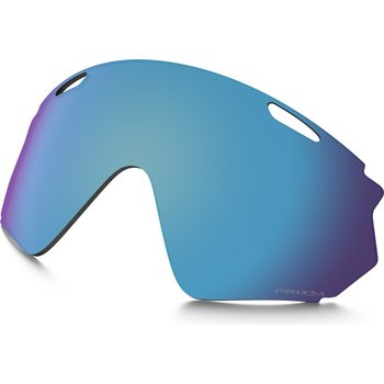 Oakley Wind Jacket 2.0 Replacement Lens, Prizm Snow Sapphire Iridium