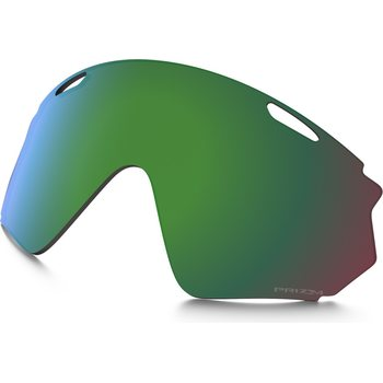 Oakley Wind Jacket 2.0 Replacement Lens, Prizm Snow Jade Iridium