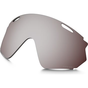 Oakley Wind Jacket 2.0 Replacement Lens, Prizm Snow Black Iridium