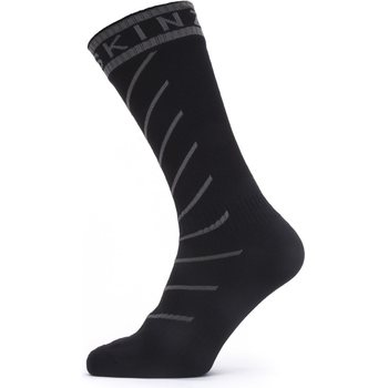 Sealskinz Waterproof Warm Weather Mid Length Sock with Hydrostop