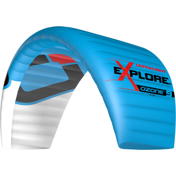 Ozone Explore V1 Ultralight Kite Only 12m²