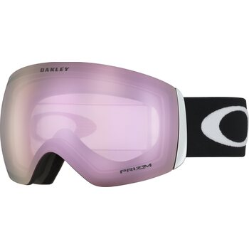 Oakley Flight Deck Matte Black w/ Prizm Snow Hi Pink