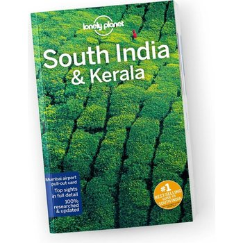 Lonely Planet South India & Kerala (eteläinen Intia)