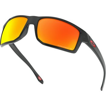 Oakley Gibston, Black Ink w/ Prizm Ruby Polarized