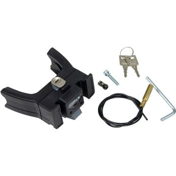Ortlieb Handlebar Mounting-Set E-Bike w. Lock (E207)
