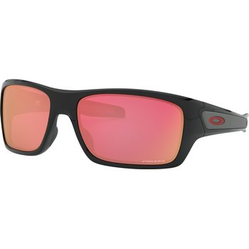 Oakley Turbine Polished Black w/ Prizm Snow Torch