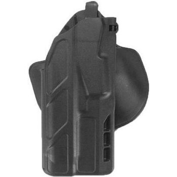Safariland 7395 7TS ALS Low Ride Duty Holster Glock 19 - RH - With Light