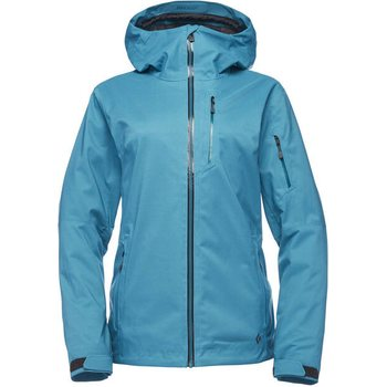 Black Diamond BoundaryLine Mapped Insulated Jacket W, Aqua Verde, M