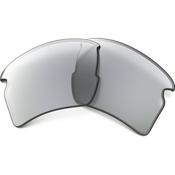 Oakley Flak 2.0 XL Replacement Lens Kit, Slate Iridium