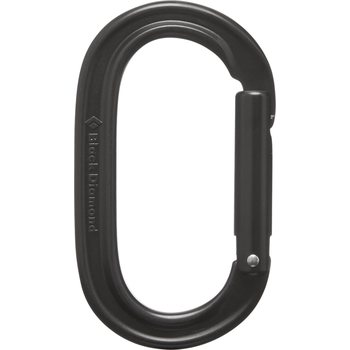 Black Diamond Oval Keyloc Carabiner