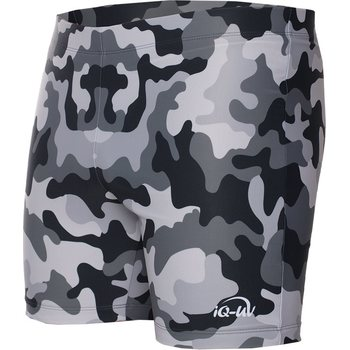 IQ UV Shorts Men, Camouflage, L