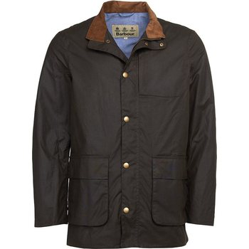 Barbour Adderton Waxed Cotton Jacket