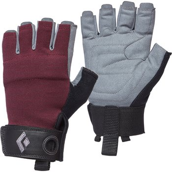 Black Diamond Crag Half Finger Gloves Women's
