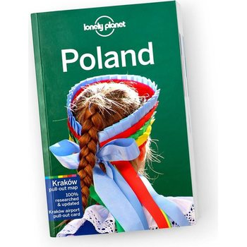 Lonely Planet Poland (Puola)