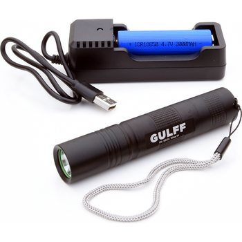 Gulff Pro 365nm / 3w UV light