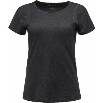 Black Diamond Rhythm Tee Women's, Black, S