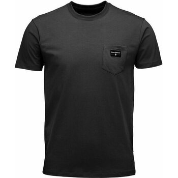 Black Diamond Pocket Label Tee Men's