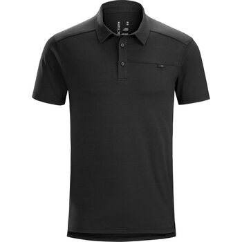 Arc'teryx Captive Short Sleeve Polo Mens