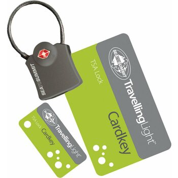 Sea to Summit TSA Travel Lock Cardkey