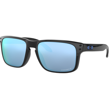 Oakley Holbrook, Polished Black w/ Prizm Deep H2O Polarized