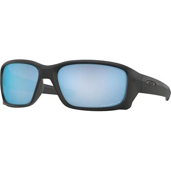 Oakley Straightlink, Matte Black w/ Prizm Deep H2O Polarized