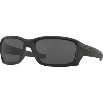 Oakley Straightlink Matte Black w/ Grey
