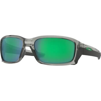 Oakley Straightlink Gray Ink w/ Jade Iridium