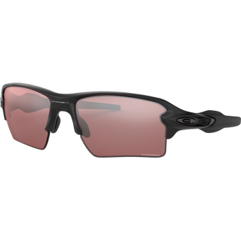 Oakley Flak 2.0 XL, Matte Black w/ Prizm Dark Golf