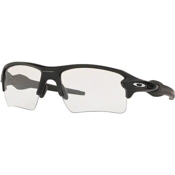 Oakley Flak 2.0 XL, Matte Black w/ Clear
