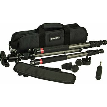 NightForce Carbon Fiber Tripod with Ball Head w/Carrying Case