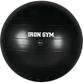 Iron Gym Exercise Ball Essential 55cm + pumppu