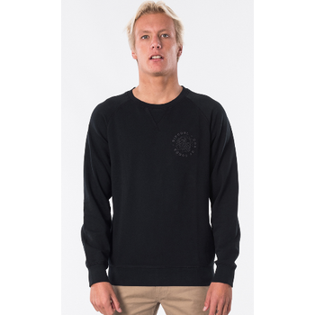 Rip Curl Son Of Cobra Crew Fleece, Washed Black, M