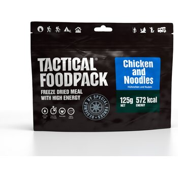 Tactical Foodpack Chicken and Noodles